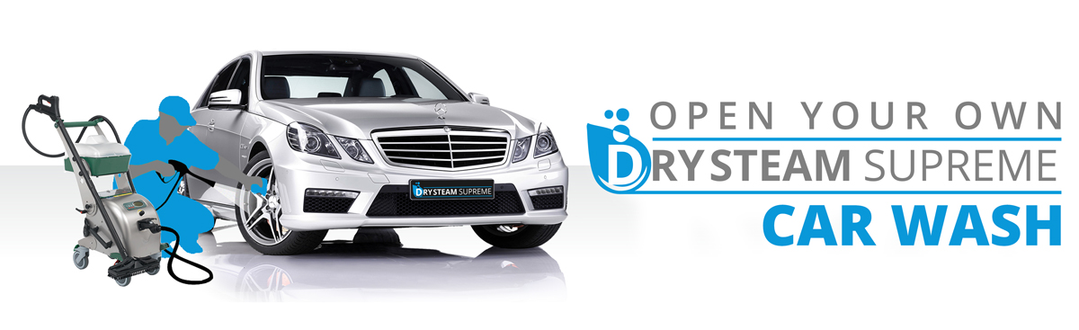 start your own business,mobile carwash,drysteam home