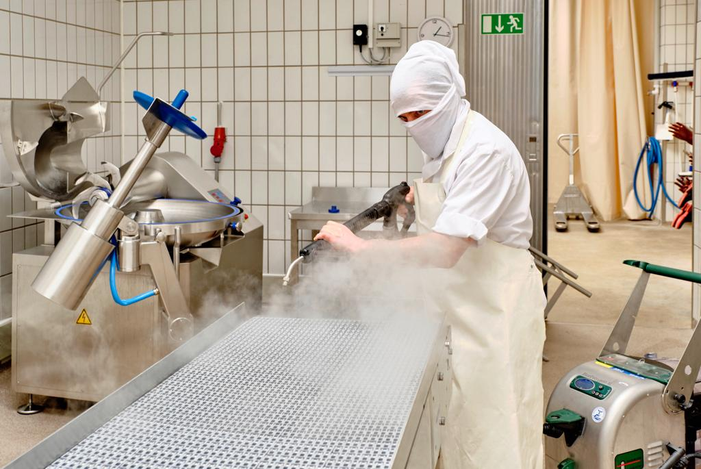 Food Safety Steam Cleaning south Africa