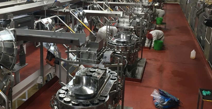Steam Cleaning Food Safety South AFrica