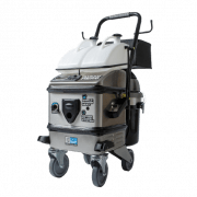 Steam Hero Blue Evolution Dry Steam Cleaning machine for carwash and auto detailing